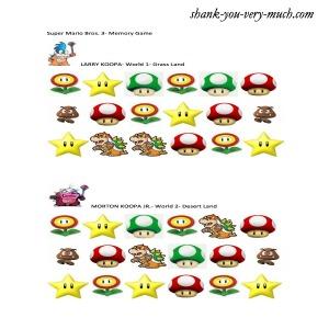 a game guide for The Super Mario Bros. 3 original Nintendo game