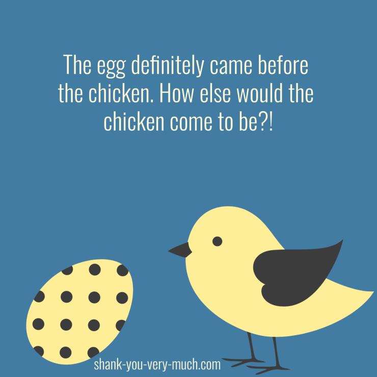 Chicken & Egg 2