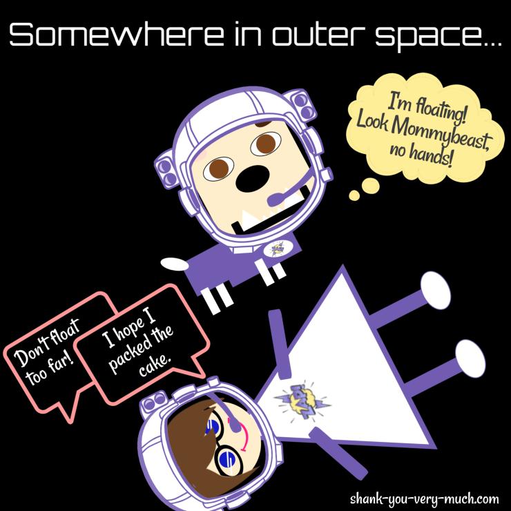Space Bubbles 1