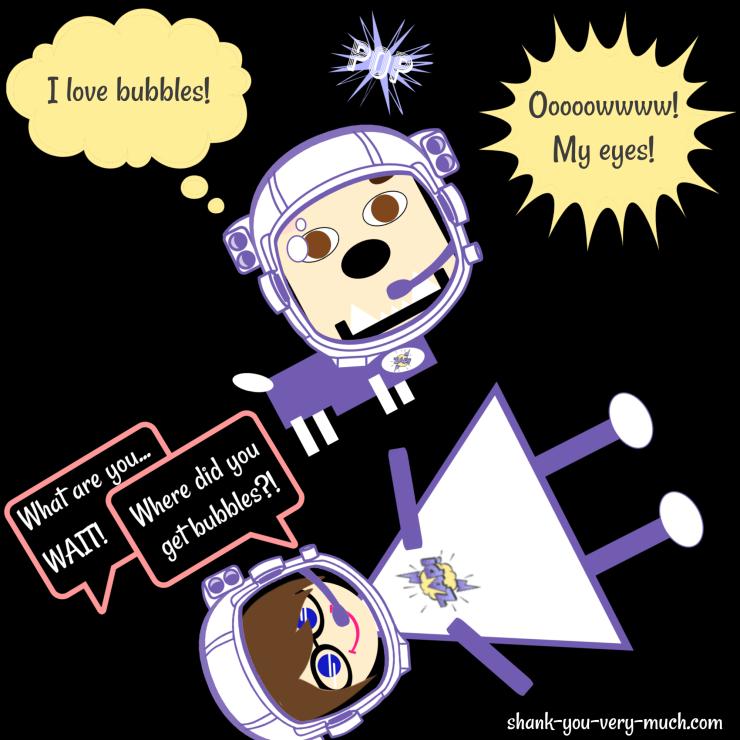 Space Bubbles 2